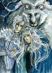 Antarius Winterlingen and Boreas by maru-redmore
