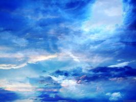 Heavenly Skies by chromosphere