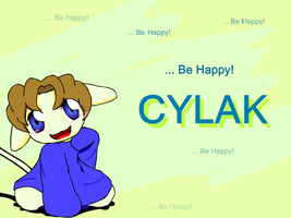 Cylak Wallpaper by vytalibus