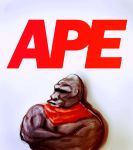 Super Ape Cape by YTheJoshuaTreeY
