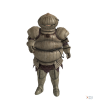 Dark Souls - Knight Siegmeyer of Catarina by Bringess