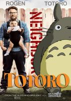 Neighbor Totoro by BlueprintPredator