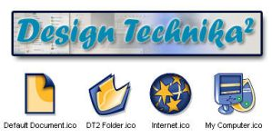 DT2 icons for WindowsXP 001 by carlitus