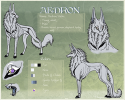 Aedron by Barguest