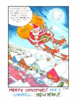 Merry Christmas 08 by Dhutchison