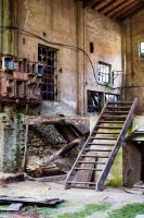 Urbex factory in gemany by nicolehinrichs