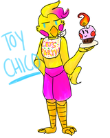 Toy Chico by chickenchica
