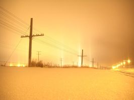 Power Lines by BlueFlame74