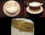 New Year's Cake 2011 by upCrest