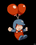 balloon fighter by Poop-Hat