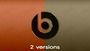 Beats Leather Wallpaper (2 Versions) by ssojyeti