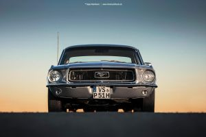 68 Mustang Coupe III by AmericanMuscle
