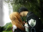 The Fated Kiss by MikotoChanHeart