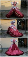 Pincess Dorothea dress commission by lady-narven