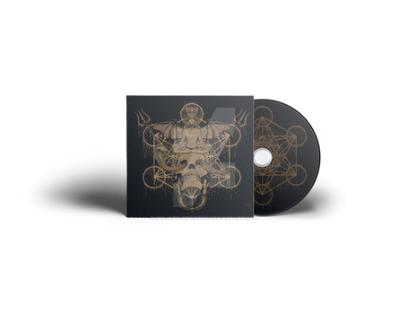 Merkabah - Original Artwork CD preview by Goliath-Artistry