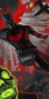 Batman Beyond by StuartHughe