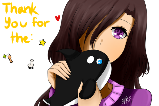 [PS] Lilyx-C~ Thank you for the... by Lilyx-C
