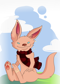 Lychee by ScribbleCate