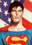 Superman  caricature by jupa1128