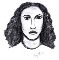 ray toro scetch by Harlequin89