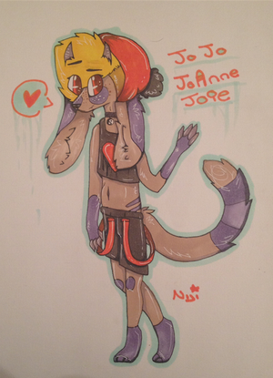 New Oc Joie by DOG-381