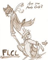 Do it Fooly Cooly Style by Fox7XD