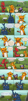 PMD: Stupid Jobs by racingwolf