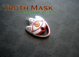 Truth Mask by GandaKris