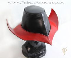 Red Mage Hat WIP2 by Azmal