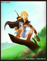 Exploring Archer - WIP by Ferisae