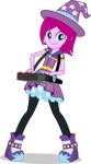 EQG Fuchsia blush official vector by Gouhlsrule
