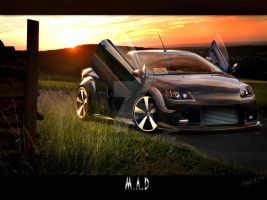 ford focus by M.A.D by maddinc
