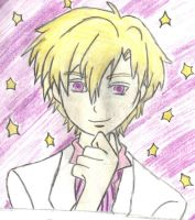 Tamaki Suoh: The Host Club King by Sparkheart1