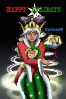 Xmas2014 - The Perfect Gift by Wyvern07