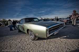 70Charger RT by AmericanMuscle