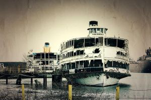 SS Columbia by S-H-Photography