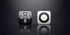 iOS icons by willxy