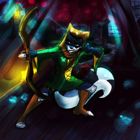 A Thief in Time: Medieval England by Vixcoon