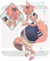 Design Auction 01 [closed] by Yasukani