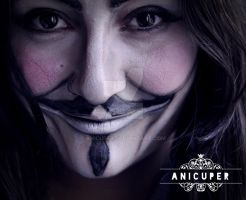 Anonymus V by AniCuper