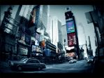 Times Square by Keevanski