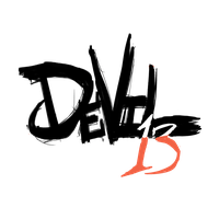 Devil 13 logo by starlightv