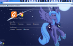 Luna Theme- Google Chrome by KirzStryfe