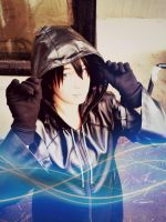 Xion Cosplay. by Good-Thing