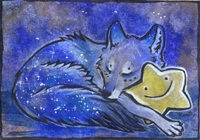 aceo for leftblind by kailavmp