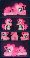 Pinkie Pie Beanie by SailorMiniMuffin