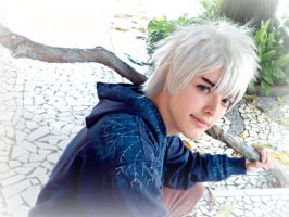 jack frost cosplay XII by Guilcosplay