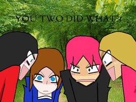 You did WHat :pt2: by Beautifulmonster78