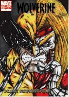 wolverine-omega-red c comic by darkartistdomain