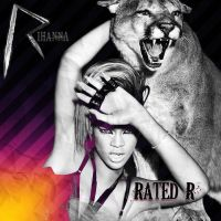Rihanna: Rated R COVER by Lil-Plunkie